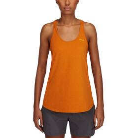 PYUA Delight S - Camisa sin mangas Mujer - naranja